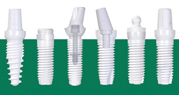 Ceramic, Metal-Free Dental Implants in Palo Alto, Menlo Park, Atherton